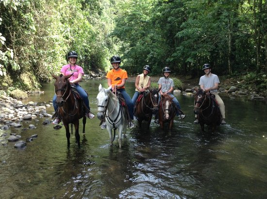 The Springs Resort and Spa: Horse Back Riding at Club Rio