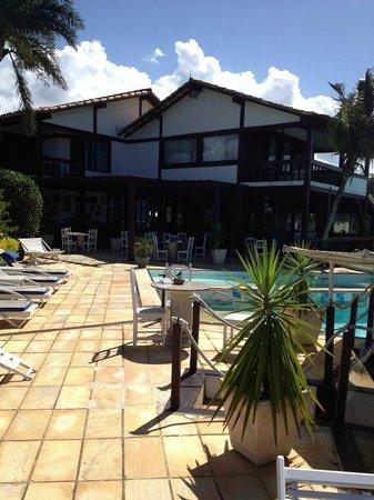 Tropico de Capricornio : hotel main house