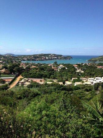 Tropico de Capricornio : view fom my room
