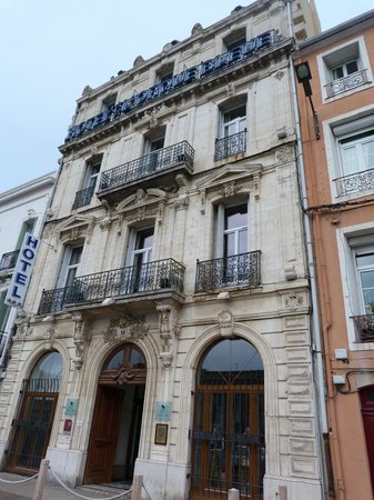 Hotel L'Orque Bleue: Hôtel l'Orque bleue