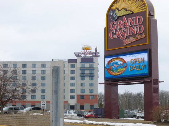 Grand casino mille lacs lake mn central city gambling