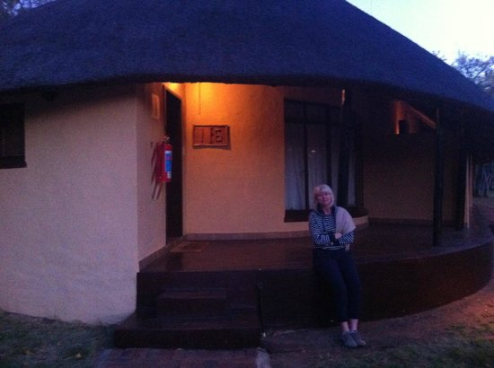 مابولا جيم لودج: One of the lodges