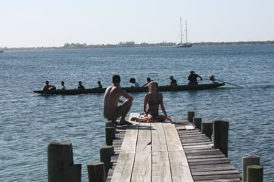 Lazy Daze on the Bay : Never a dull moment on the dock