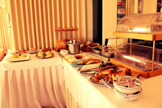 Liberty Hotel: Tasty breakfast