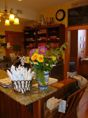 The Fat Tuscan: Our Kitchen