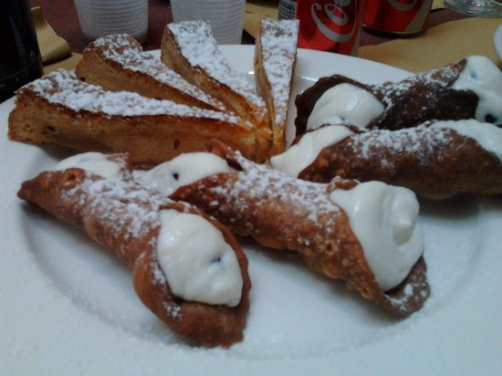 Gourmart: cannolo