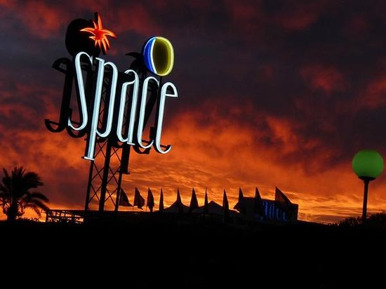 Playa d'en Bossa, Spain: Space Ibiza