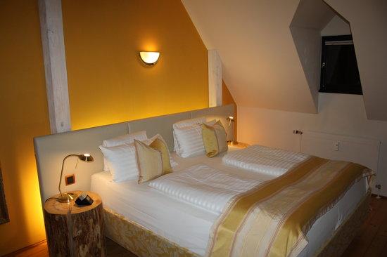 Schlosshotel Mondsee: Schlafbereicht