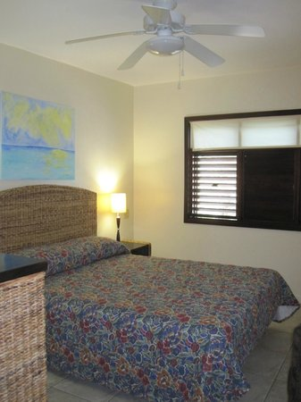Buccaneer Beach Club: Bedroom