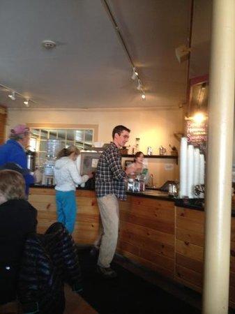 Black Cap Coffee: coffee?