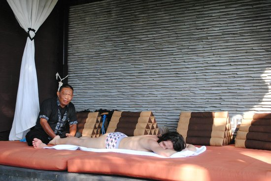 The Zala Villa Bali: special offer - massage at villa