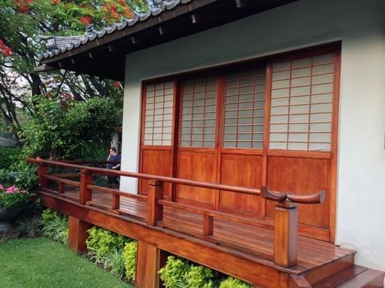 Sumiya: jardines orientales