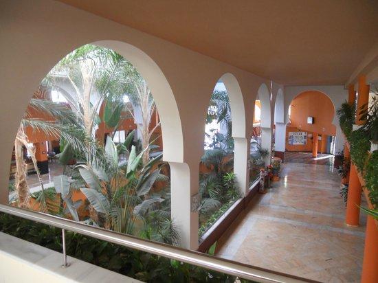 Playamarina Spa Hotel: Hall del hotel