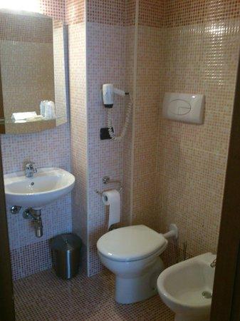 Hotel Della Volta : bagno camera