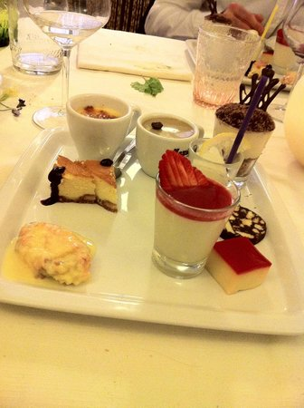 Al Gambero Rosso: Un sensazionale mix di dolci, per tutti i gusti!
