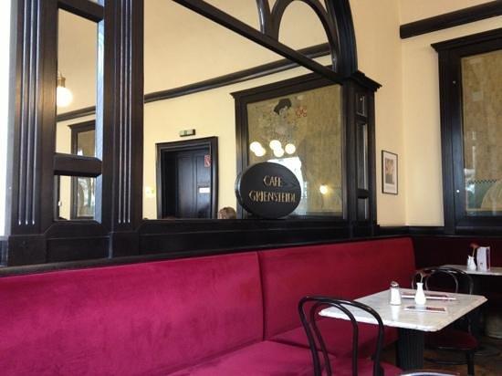 Cafe Griensteidl: Супер!