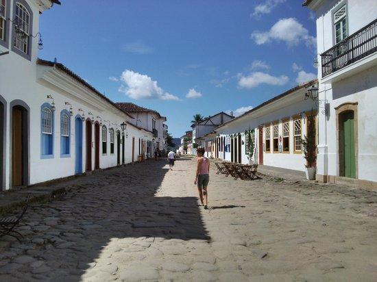 Pousada Cabore: Centro histórico