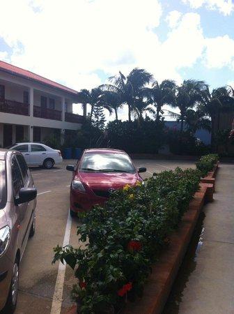 Aruba Quality Apartments & Suites: view