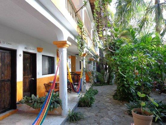Hotel Casa Tucan : chambres standard
