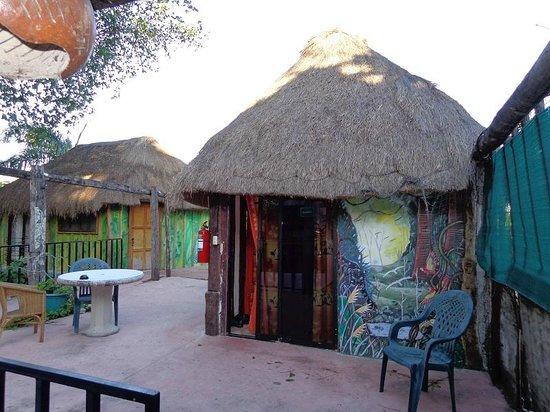 Hotel Casa Tucan : cabanas