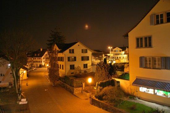 Hotel Rebe : Dorfzentrum