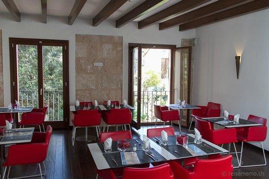 Santa Clara Urban Hotel & Spa: Restaurant
