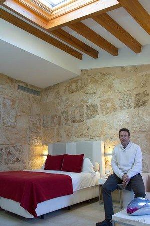 Santa Clara Urban Hotel & Spa: Hotel manager