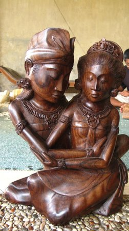 Sila's Bali Tours - Day Tours: Balinese sculptures