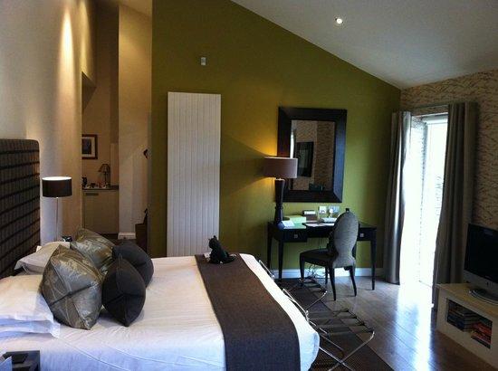 Gilpin Hotel & Lake House: Chambre