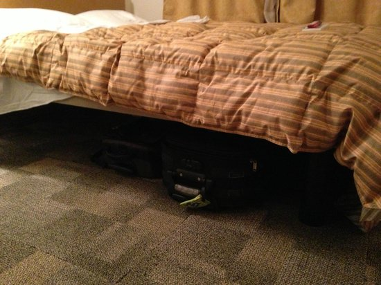 Toyoko Inn Yamanote Line Otsuka Station North Entrance 2 : Space Under the Bed for luggage