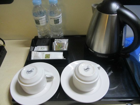 Diamond Suites & Residences : Coffee maker