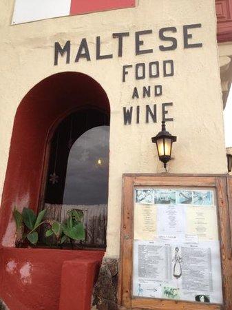 Vino Veritas : esterno ristorante