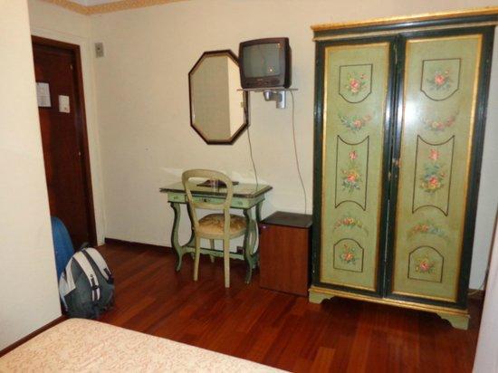 Hotel Malibran: room