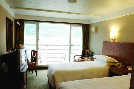 7 Days Inn Chongqing Wanzhou Wanda Plaza