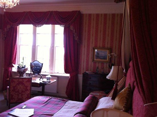 Glenapp Castle: Chambre