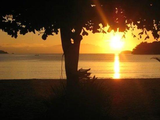 Paraty, RJ: Nascer do sol praia do Jabaquara