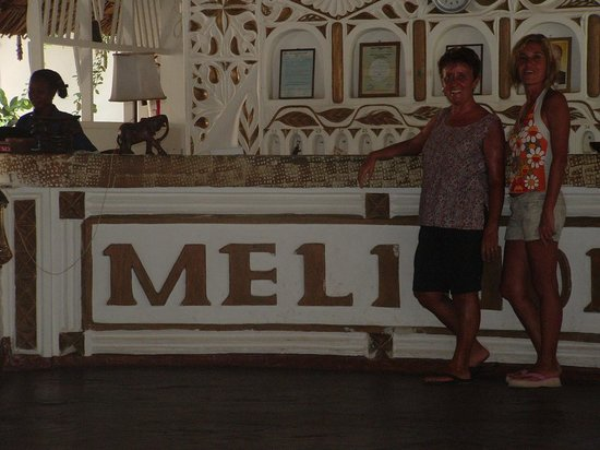 Hotel Melinde : Manuela    Stella