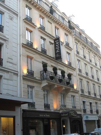 Hotel de Sevres: Facciata esterna