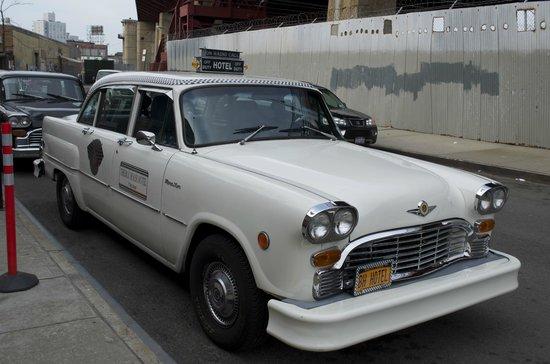 The Box House Hotel: Complimentary cab service (1 mile radius)