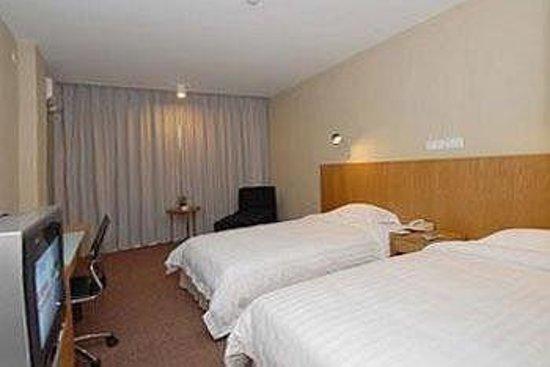 7+1 Business Hotel Hefei Huangshan Road