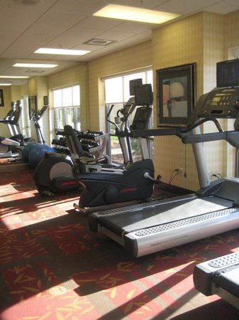 Courtyard Middletown : Fitness Center