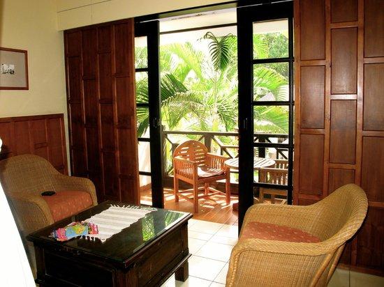 Club Bali Mirage: Balcony