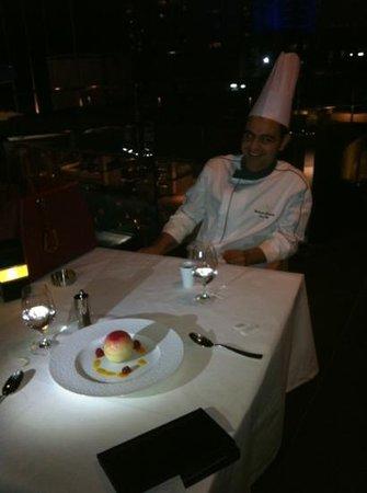 Li Beirut: a dream night dinner with chief Mahmoud