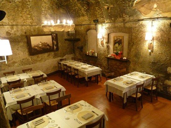 Bonifacio VIII : la sala principale