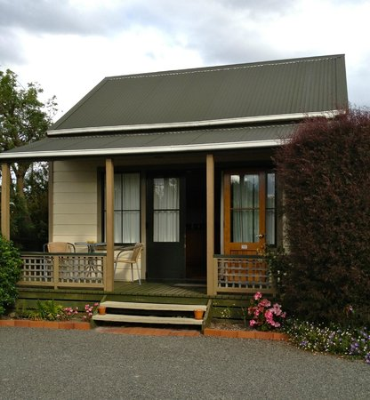 Pinot Villas : Our cottage