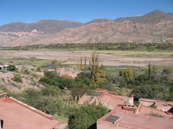 Cerro Chico: Vista desde la ventana principal