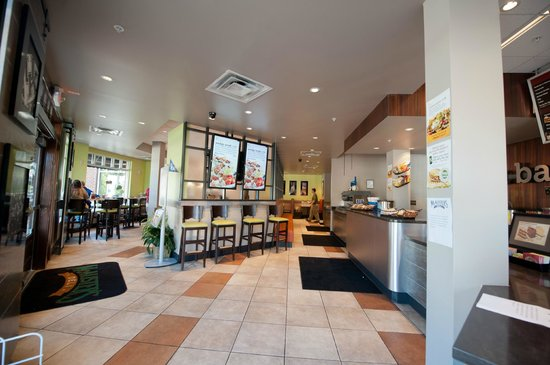 McAlister's Deli: Counter View