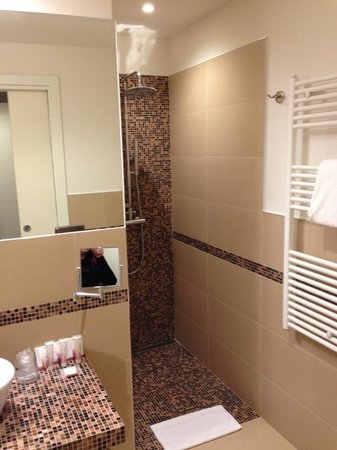Hotel Glamour : Bagno