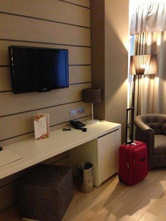 Hotel Glamour : Stanza