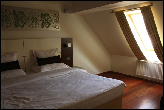 Residence Karolina - Prague City Apartments: La chambre.